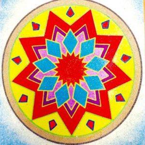 рисунки цветным песком в киеве 24