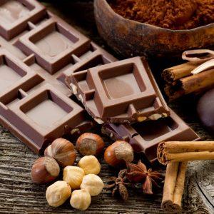 шоколадніе конфеты. мастер-класс. киев