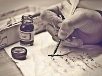 Мастер класс каллиграфия на выезде