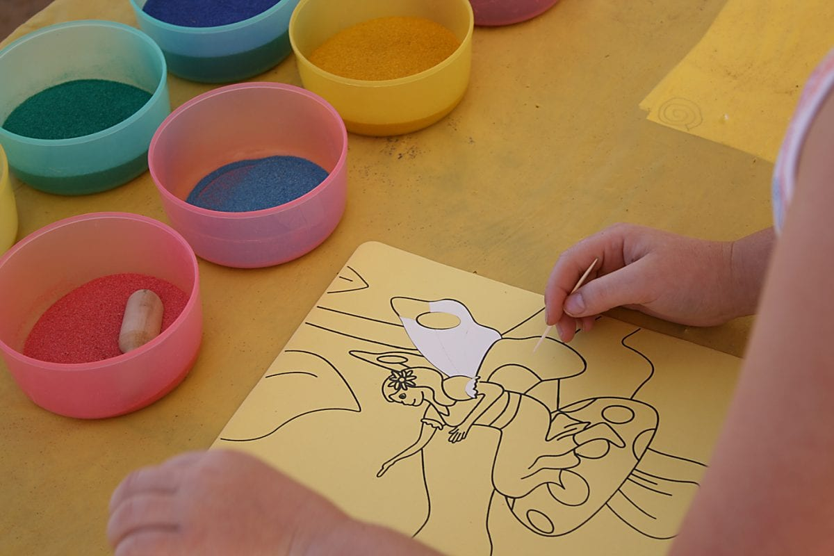 следует что делают из цветного песка картинки слишком прекрасна