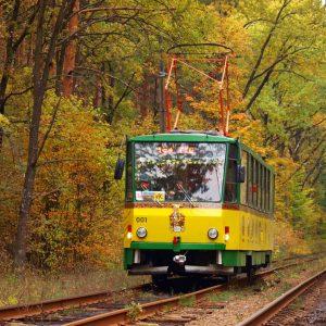 экскурсия на трамвае