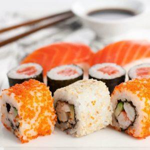 sushi- 1