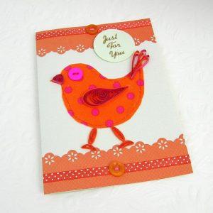 открытки в технике квиллинг 5