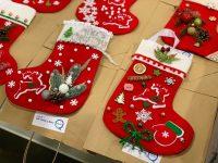 Новогодний (Рождественский) носок своими руками