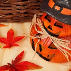 Готовимся к Хэллоуину 1