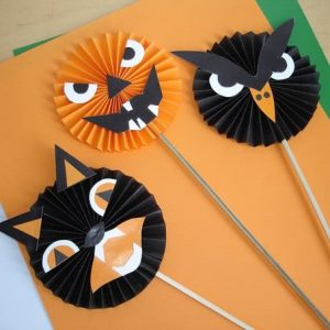 Идеи для вечеринки в честь Хэллоуина 7