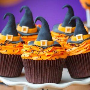 еда на хеллоуин