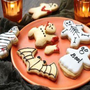 пряники хэллоуин для детей 1