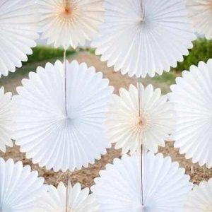 розетки из бумаги