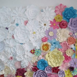 Beautiful paper flower 3