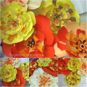 stend-iz-bumazhnyx-cvetov 11