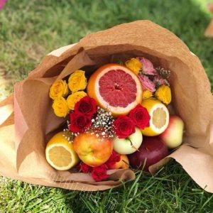 мастер класс фруктовый букет в киеве