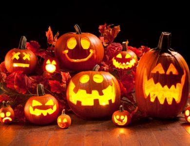 Идеи для мастер-классов и декора на Хэллоуин + прайс услуг
