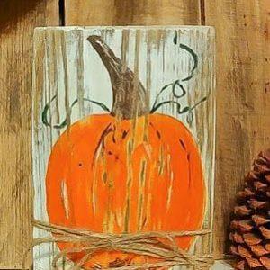 хэллоуин-роспись-деревянной-тыквы-3