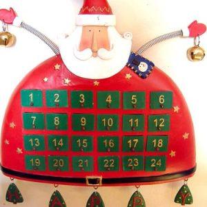 Рождественские календари своими руками 11