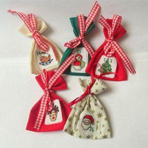 Рождественские календари своими руками 2