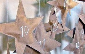 Рождественские календари своими руками 20