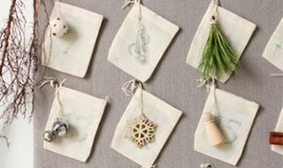 Рождественские календари своими руками 3