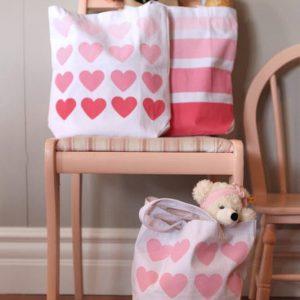 мастер-класс по росписи текстильной сумки