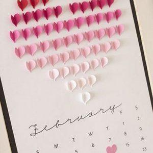 открытки ко дню святого валентина своими руками 1