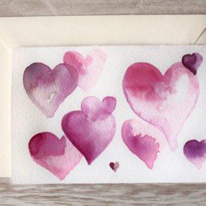 сердечки на день Святого Валентина 6