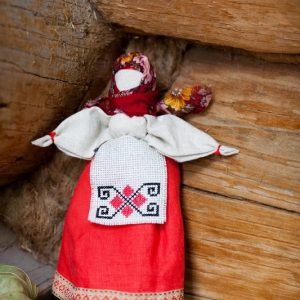Создание куклы мотанки в киеве 4