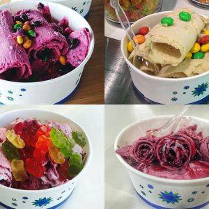 Шоу-мороженое на мероприятии в киеве 8