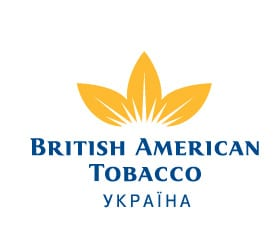 British american tobacco украина logo