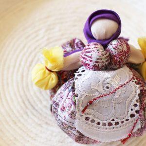 Зерновая кукла-мотанка_5