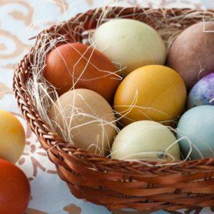 Натуральные красители для Пасхальных яиц_1