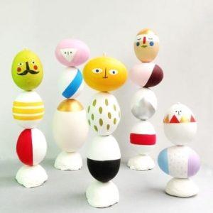 Пасхальные яйца своими руками_25