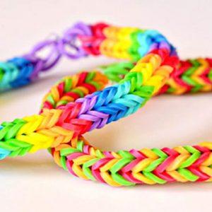 мастер класс по плетению браслетов из резинок_3