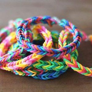 мастер класс по плетению браслетов из резинок_7