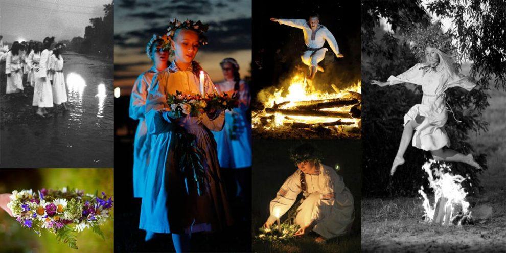 Ивана Купала- традиции, обряды и мастер-классы в киеве