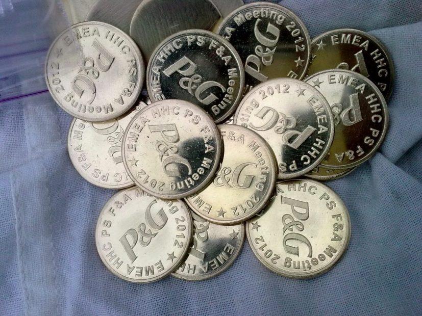 Чеканка и ковка монет в Украине и Киеве. Монетный аттракцион на корпоратив