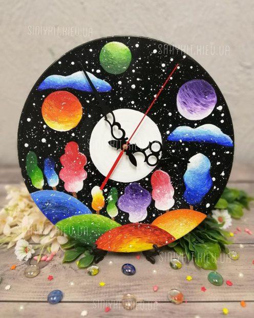 Выездной мастер-класс по созданию часов из виниловых грампластинок киев