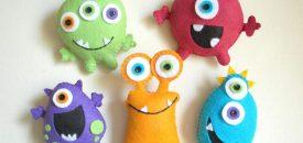 шитье фетровых игрушек в киеве